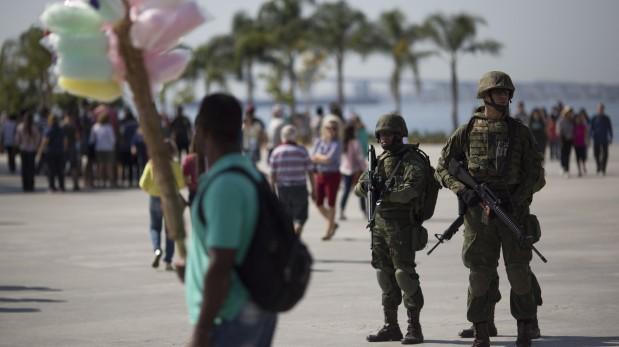 """Alcalde de Río a 3 semanas de los JJ.OO.: """"Todo me preocupa"""""""