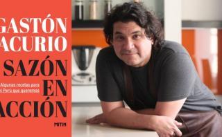"""FIL Lima 2016: Gastón Acurio presentará libro """"Sazón en acción"""""""
