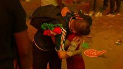 Niño portugués consoló a un francés destrozado por la Eurocopa