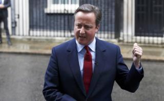 "David Cameron: ""Tendremos nueva primera ministra el miércoles"""