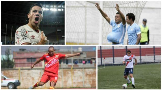 Copa Sudamericana 2016: así llegan los equipos peruanos