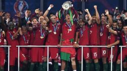 Eurocopa: así respondió Francia al eufórico festejo de Portugal