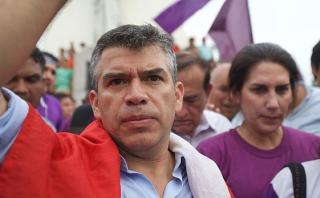 """Julio Guzmán: """"No he acusado a ninguna persona ni entidad"""""""