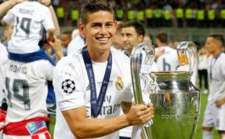 James Rodríguez de cumpleaños: Real Madrid le dedicó este video
