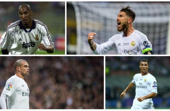 Eurocopa: el once de jugadores de Real Madrid campeones