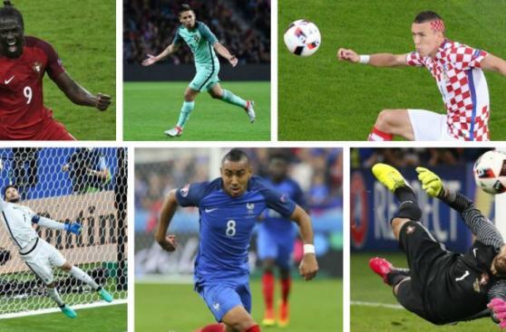 Jugadores que aumentaron su valor en el mercado tras Eurocopa