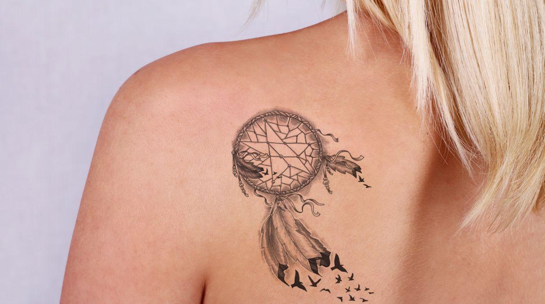 Descubre cómo se vería tu futuro tatuaje con esta aplicación
