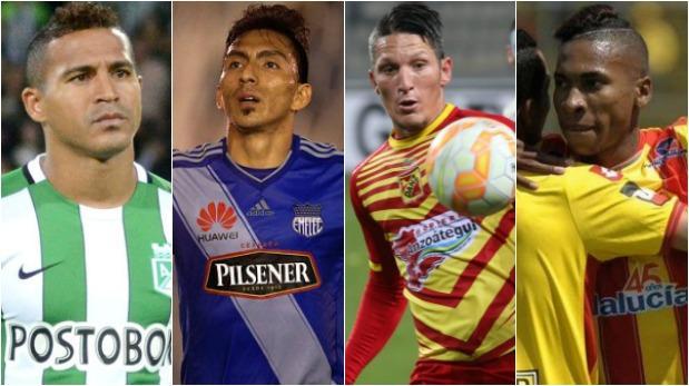 Copa Sudamericana 2016: así llegan los rivales de los peruanos