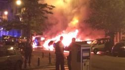 Alarma en Bruselas: Incendio provoca varias explosiones