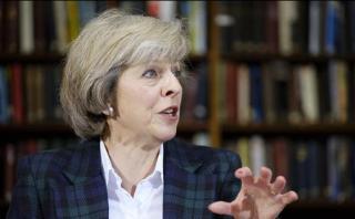 """Reino Unido: May pide """"tiempo"""" a la UE para negociar el Brexit"""