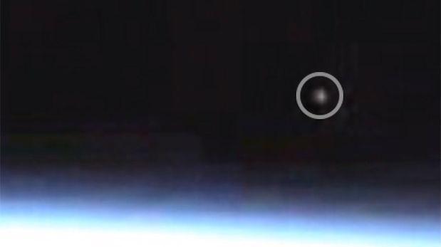NASA desmiente aparición de Ovni durante transmisión en vivo