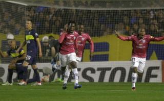 I. del Valle venció 3-2 a Boca y jugará final de Libertadores