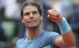 Rafael Nadal fue incluído en la lista final para Río 2016