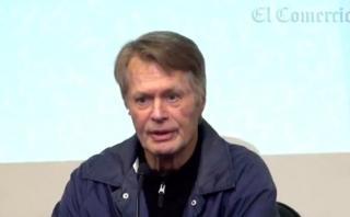 FIL Lima: Nobel francés comenta sobre atentados en su país