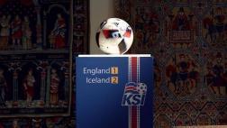Islandia: balón del triunfo ante Inglaterra irá a un museo