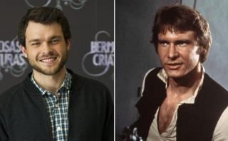 """""""Star Wars"""": Alden Ehrenreich será el nuevo Han Solo [OFICIAL]"""
