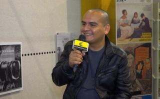 """Boliviano Saúl Montaño nos habla sobre su libro """"Desvelo"""""""