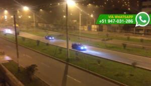 Ate: piques en Prolongación Javier Prado alertan a vecinos