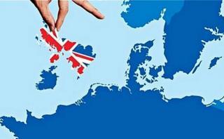 Crece la inflación del Reino Unido tras voto a favor del Brexit