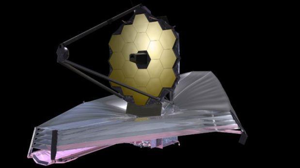 El sucesor del telescopio Hubble sería lanzado a fines del 2018