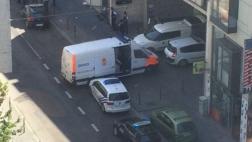 Bruselas: Sospechoso provoca operación antibombas [VIDEO]
