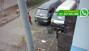 Independencia: vecino usa vía pública como taller mecánico