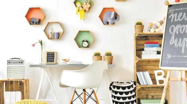 Dale un aspecto lúdico a tu casa decorando con juguetes