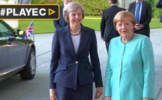 Alemania da tiempo a Reino Unido para preparar 'Brexit' [VIDEO]