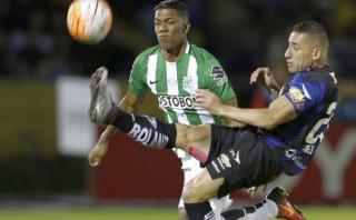 Independiente del Valle empató 1-1 ante Atlético Nacional