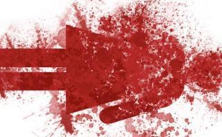 Corazones rojos, por Marco Sifuentes