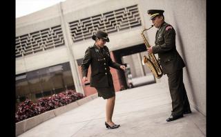 Las fuerzas armadas se unen al compás de la música