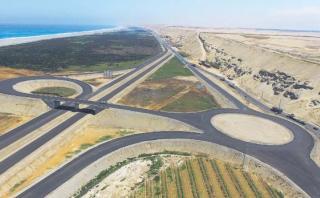 CADE: Abren al tránsito tramo entre Chincha y Pisco