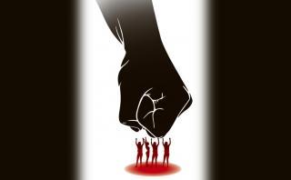 No es odio, es desprecio, por Carmen McEvoy