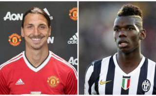 Ibrahimovic y una supuesta frase sobre fichaje de Paul Pogba