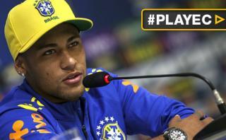 """Neymar defendió así su derecho a """"salir de fiesta"""" [VIDEO]"""