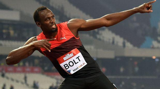 """Usain Bolt confiado: """"No voy a perder uno de los oros en Río"""""""