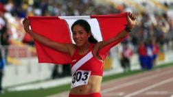 Inés Melchor: peruana de bandera que busca la gloria en Río