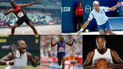 Río 2016: diez grandes deportistas que estarán en los JJ.OO.