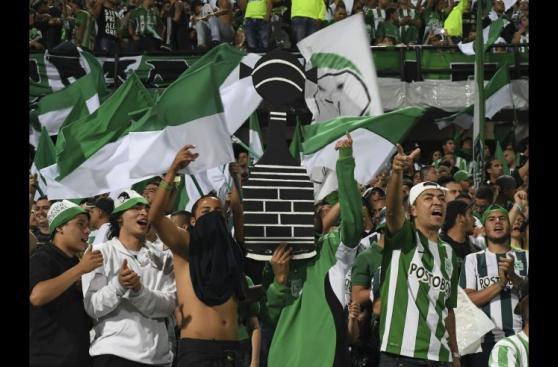 Atlético Nacional: todo el color de la final de la Libertadores