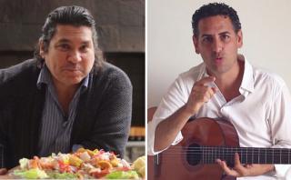 Juan Diego Flórez y Gastón Acurio rinden homenaje al Perú