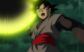 """Dragon Ball Super"": conoce la transformación de Black Gokú"