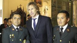 Ricardo Gareca se refirió a invitación a Misa y Te Deum [VIDEO]