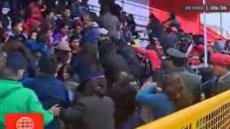 Parada Militar: así sobrepasaron a PNP e invadieron tribunas