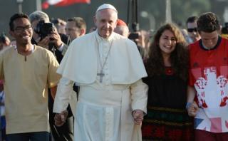 Polonia: El papa participa de la Jornada Mundial de la Juventud