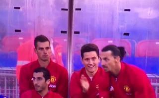 Ibrahimovic se asombró con jugada del juvenil Marcus Rashford