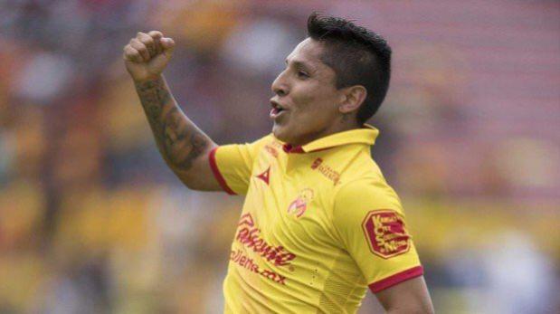Raúl Ruidíaz y lo que dijo prensa azteca acerca de su hat trick
