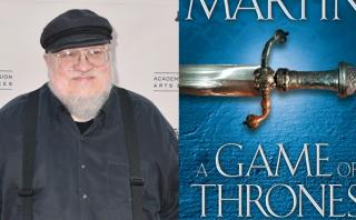 """Game of Thrones"": primera novela de la saga cumple 20 años"