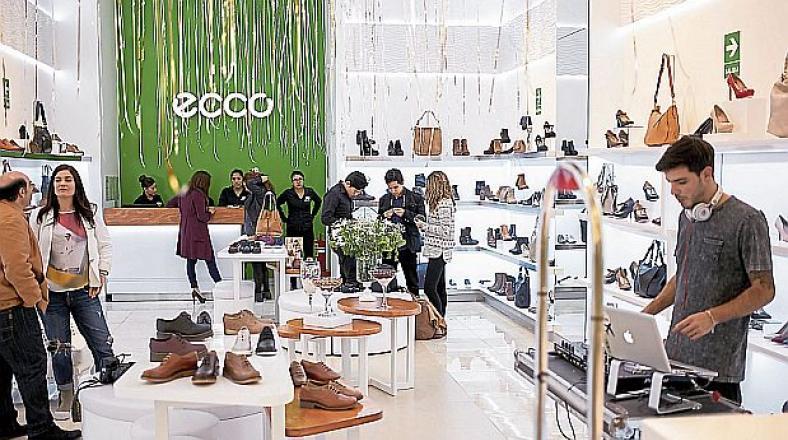 Tienda de zapatos Ecco crecerá en Surco y Magdalena| El