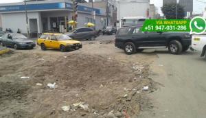 San Luis: obras dejaron en pésimo estado esta pista [FOTOS]