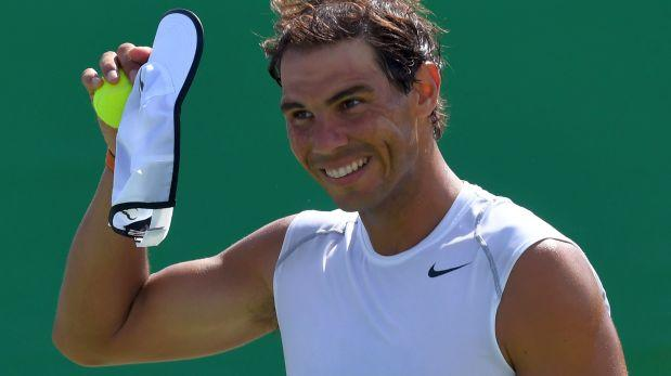Rafael Nadal confirma su participación en Río 2016
